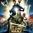 Star Wars The Clone Wars - 2008 Movie - Blu Ray