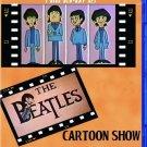 The Beatles Cartoon Show - Complete Series - Blu Ray