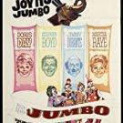 Jumbo - 1962 - Blu Ray