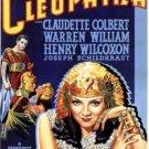 Cleopatra - 1934 - Blu Ray