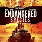 Endangered Species - Blu Ray