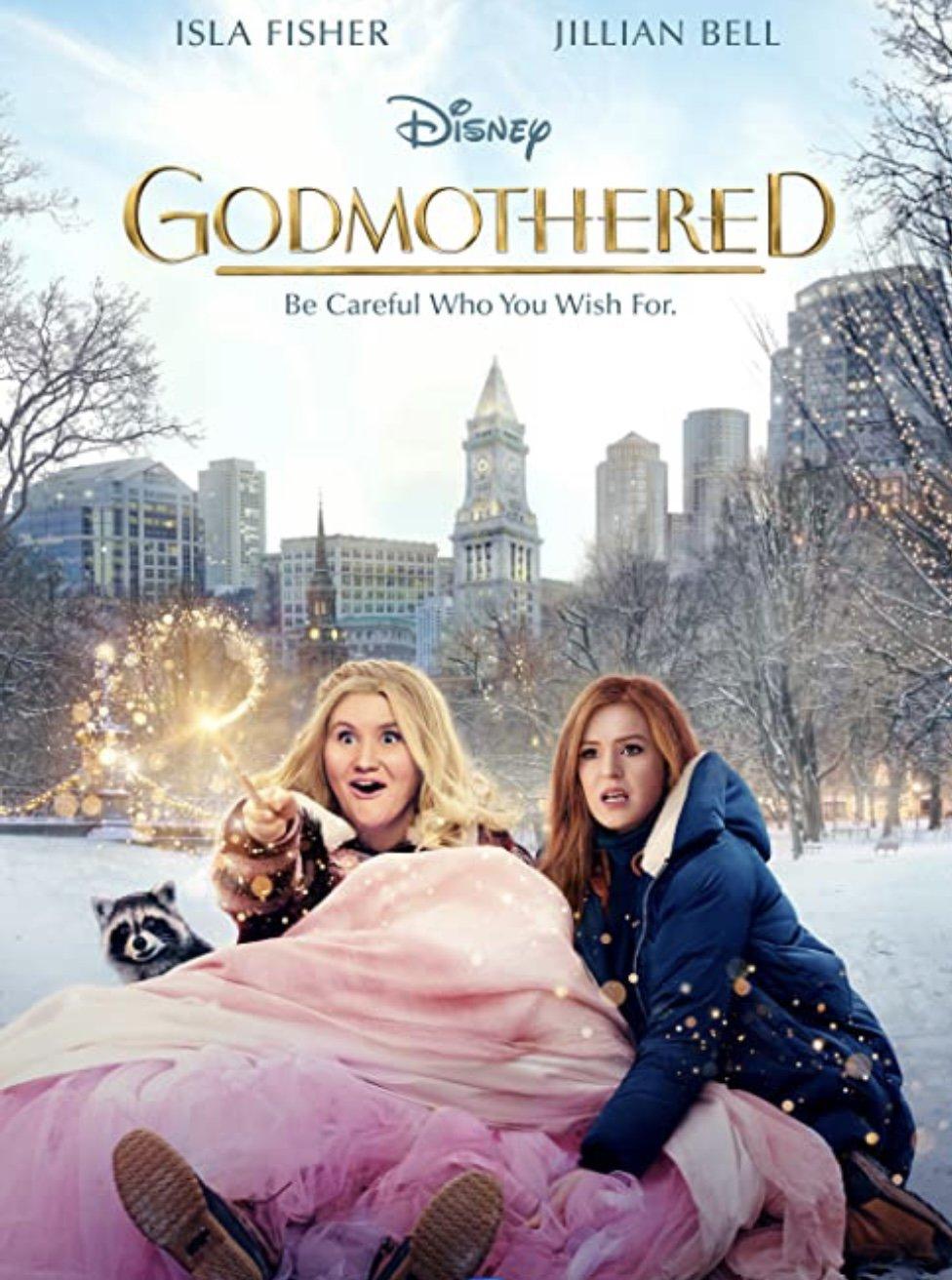 Godmothered - 2020 - Blu Ray