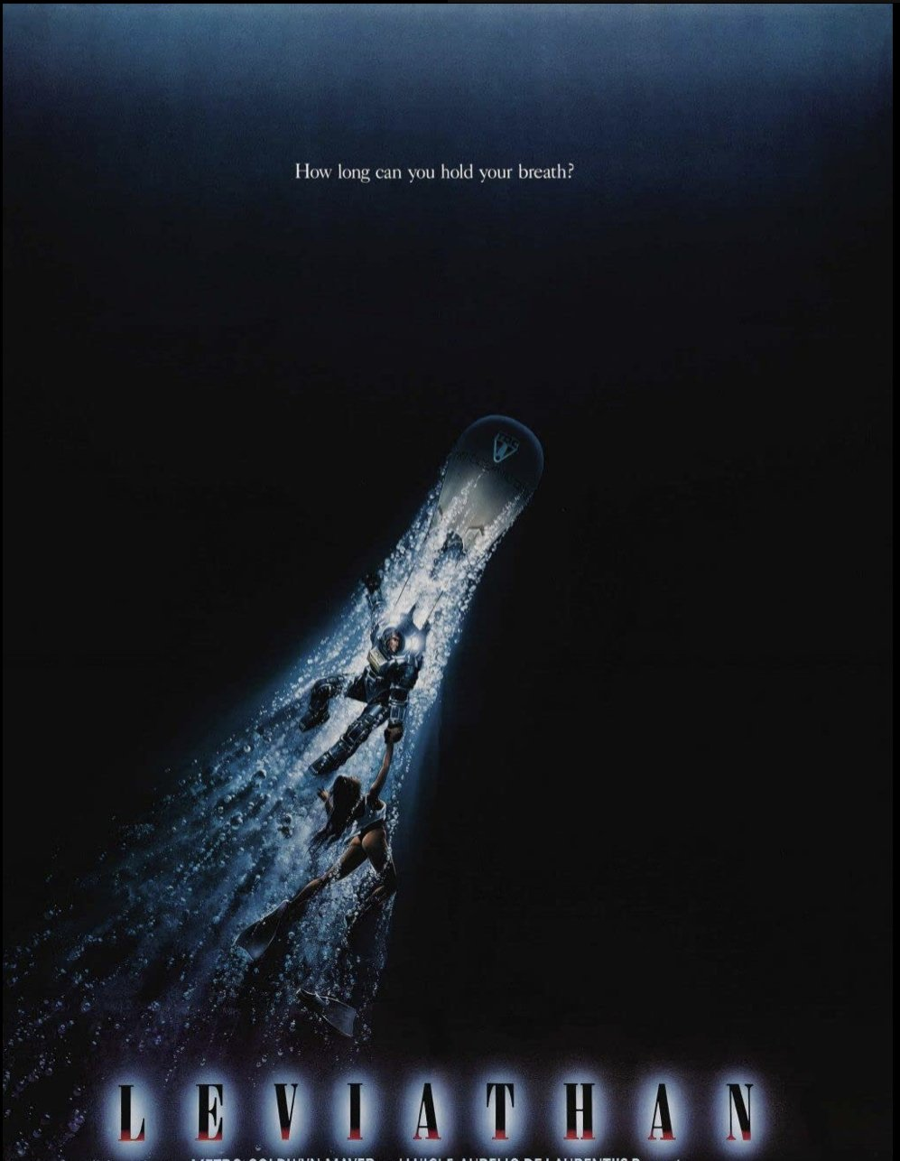 Leviathan - 1989 - Blu Ray