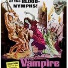 The Vampire Lovers - 1970 Peter Cushing - Blu Ray