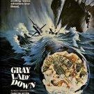 Gray Lady Down - 1978 - Rare DVD