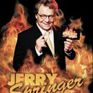 Jerry Springer : The Opera - 2005 - RARE Blu Ray