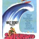 Superdad - 1973 Disney - Blu Ray