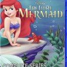 The Little Mermaid - Complete Series - Blu Ray