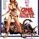 One Million Years B.C. - 1966 - Blu Ray