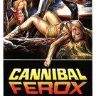 Cannibal Ferox - 1981 - Blu Ray