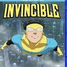 Invincible - Complete 1st Season - Blu Ray