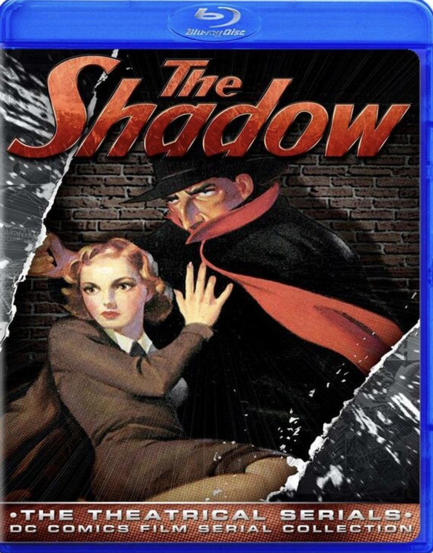 The Shadow Theatrical Serial - Blu Ray