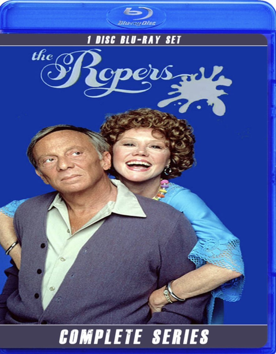 The Ropers - Complete Series - Blu Ray