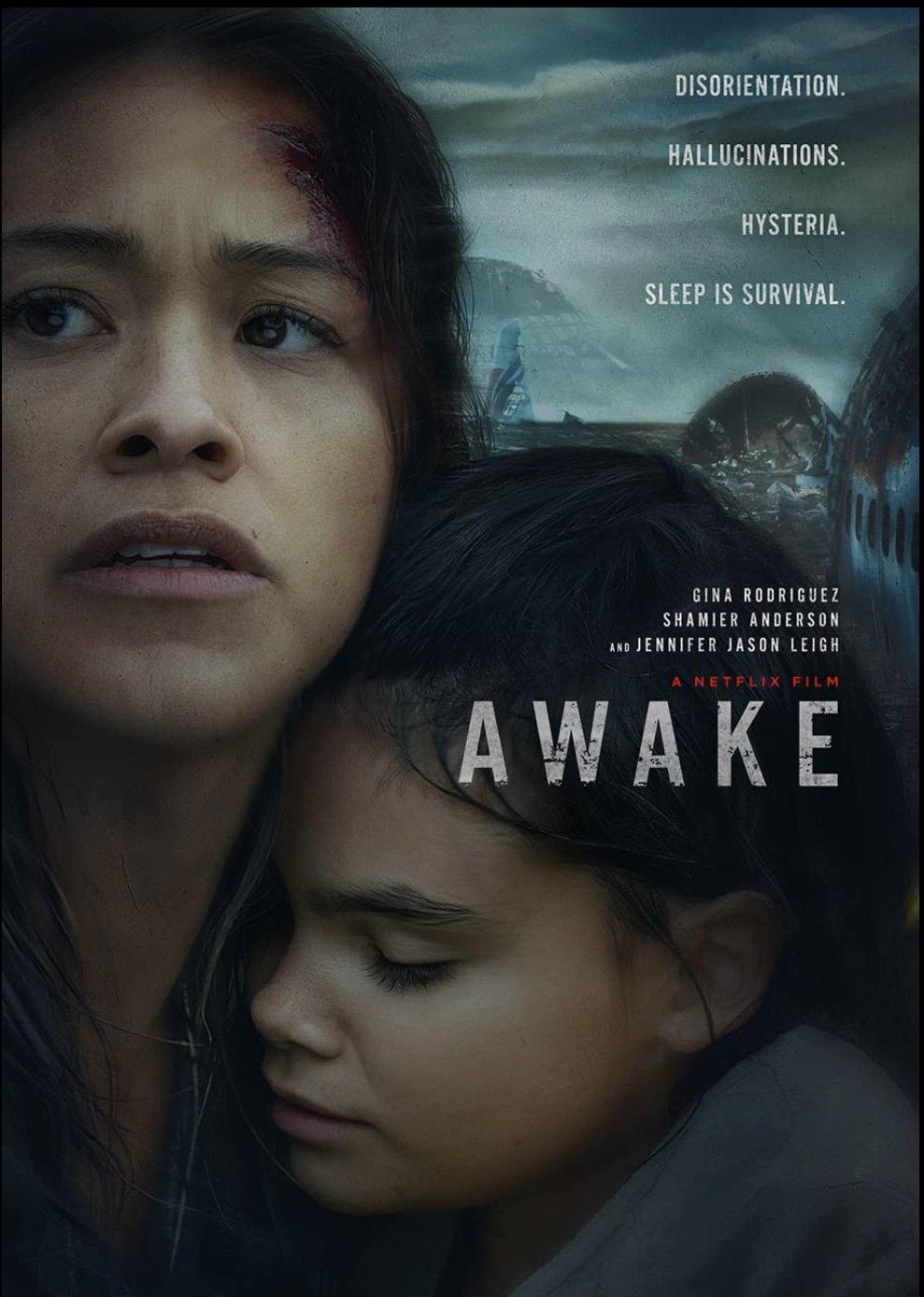 Awake - 2021 - Blu Ray