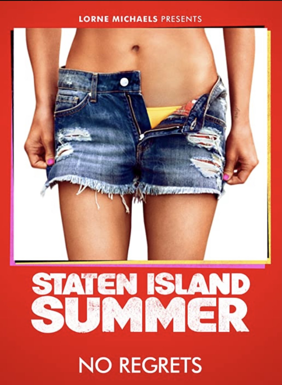 Staten Island Summer - 2015 - Blu Ray