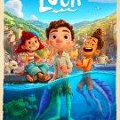 Luca - 2021 Disney - Blu Ray