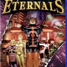 Eternals - Complete Motion Comic - Blu Ray