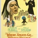 Where Angels Go Trouble Follows - 1968 - Blu Ray