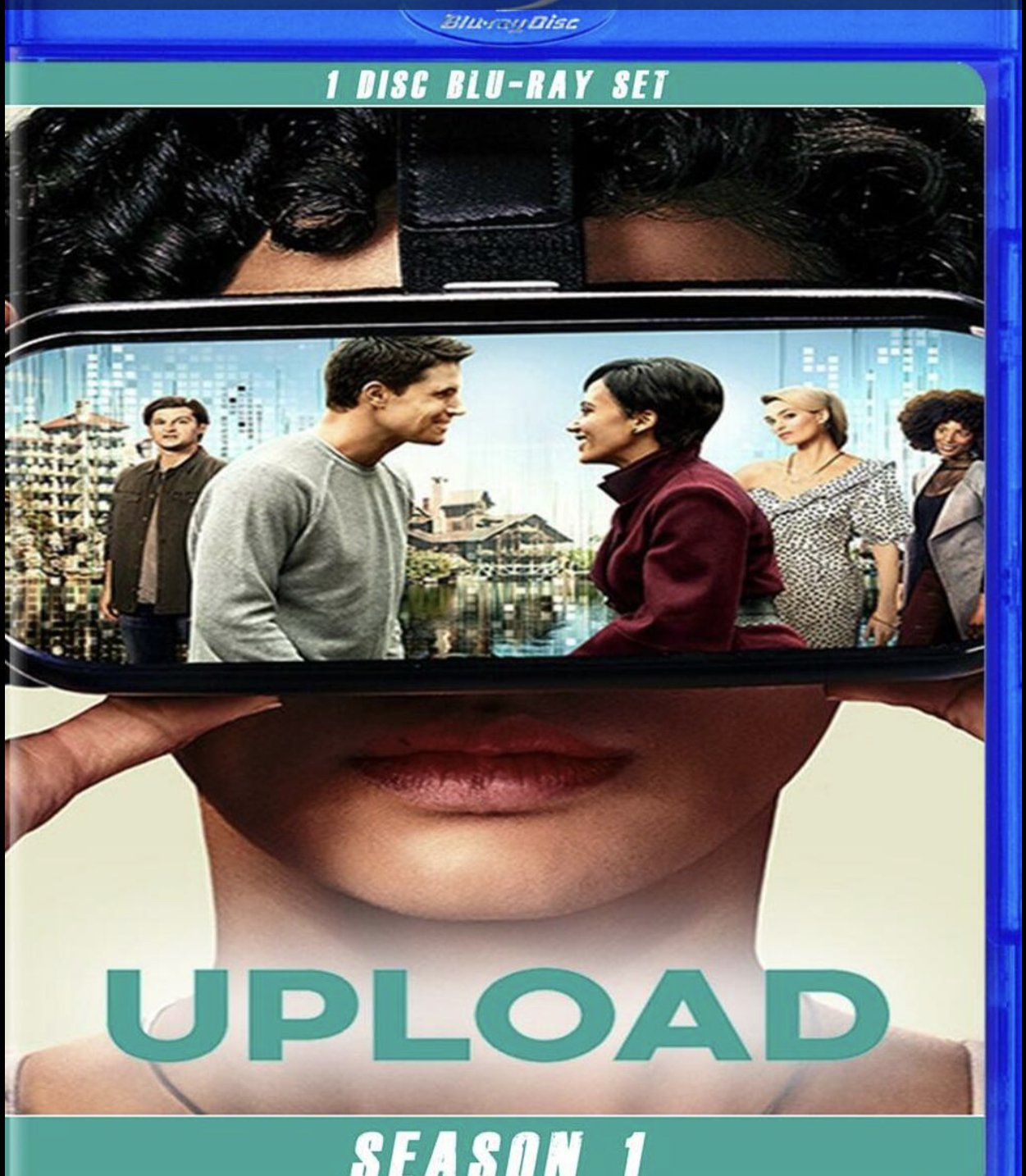 Upload - Complete Season 1 - Blu Ray