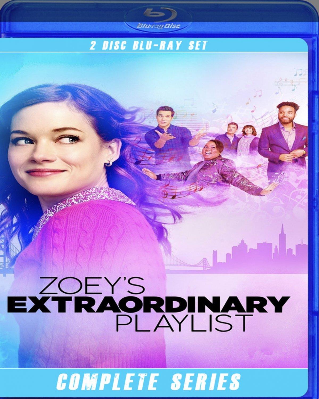 Zoey�s Extraordinary Playlist - Complete Series - Blu Ray