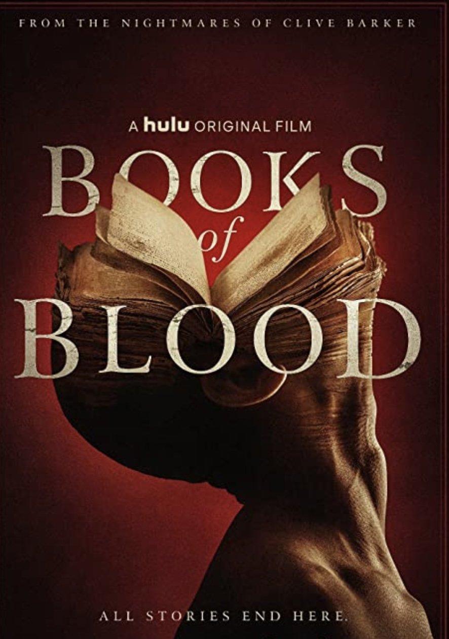 Books Of Blood - 2020 - Blu Ray