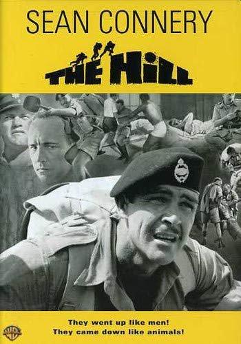 The Hill - 1965 -  Rare Blu Ray - Sean Connery