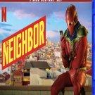 Neighbor - Netflix Series - Blu Ray