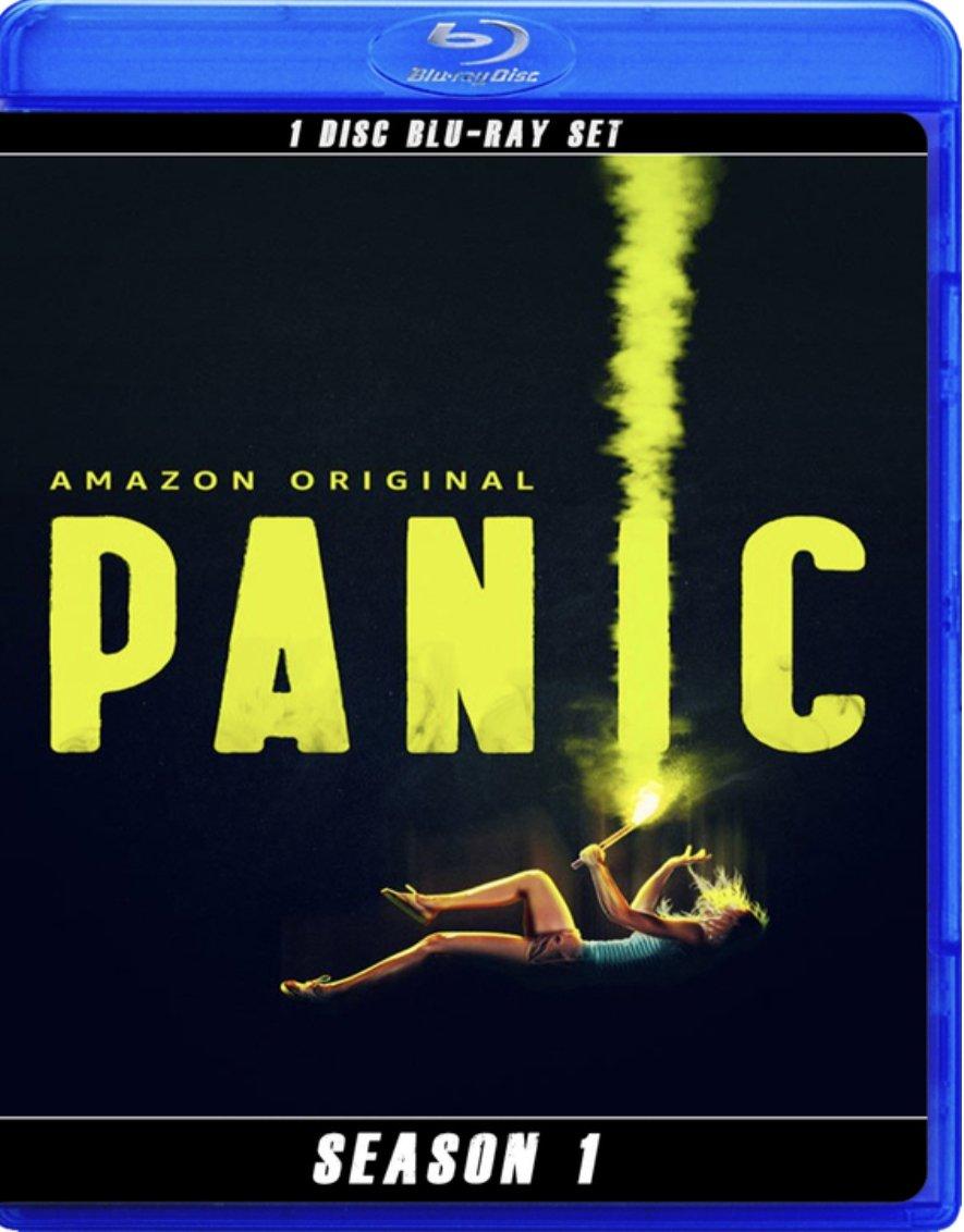 Panic - 2021 - Blu Ray