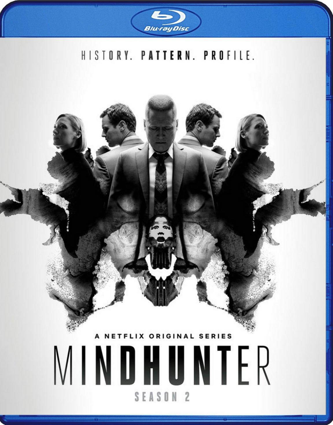 Mindhunter - Season 2 - Blu Ray