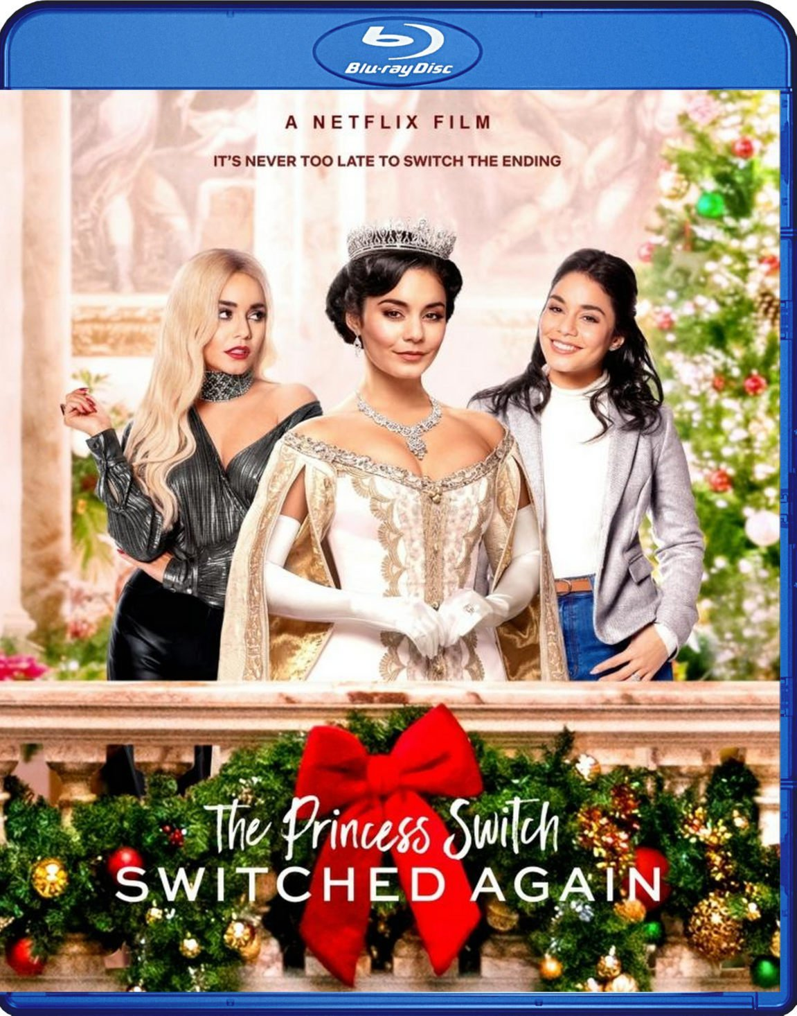 Princess Switch, Switched Again - 2020 - Blu Ray