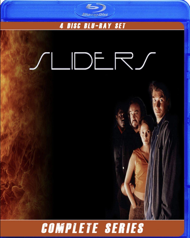 Sliders - Complete Series - Blu Ray