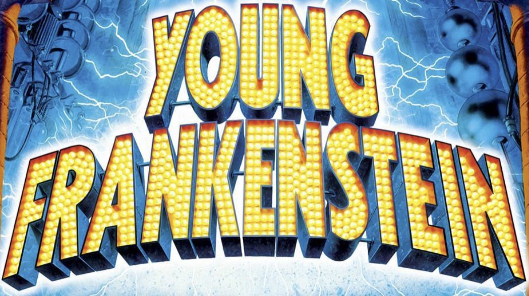Young Frankenstein The Musical - Pro Shot - DVD