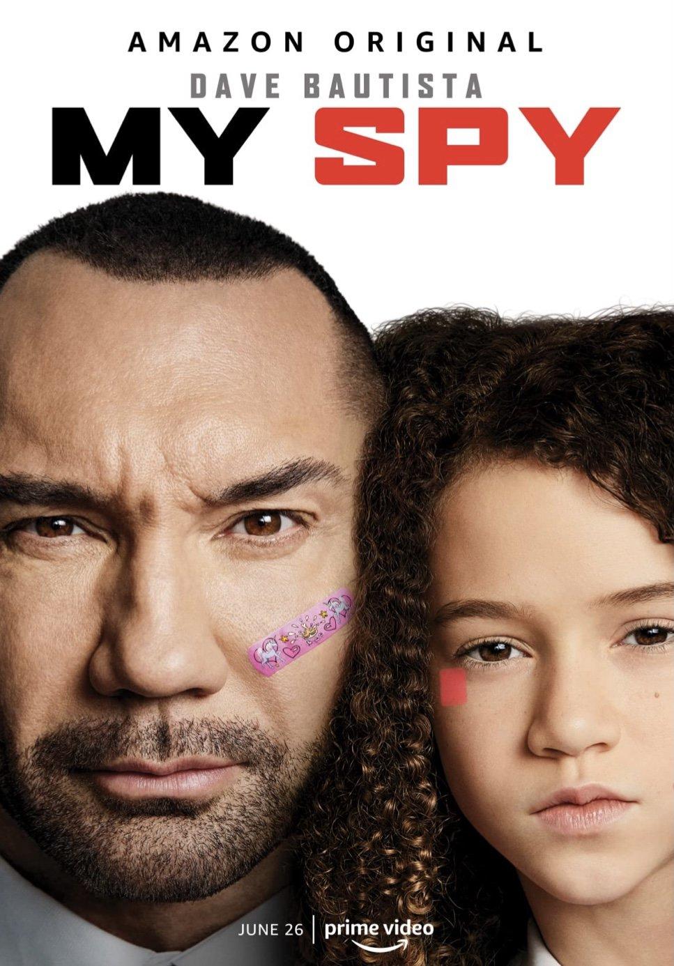 My Spy - 2020 - Blu Ray