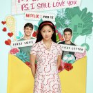 To All The Boys P.S. I Still Love You - 2020 - Blu Ray