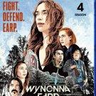 Wynonna Earp - Complete Final Season - Blu Ray