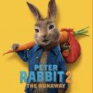 Peter Rabbit 2 : The Runaway - Blu Ray