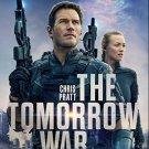 The Tomorrow War - 2021 - Blu Ray