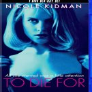 To Die For - 1995 - Blu Ray