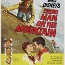 Third Man On The Mountain - Disney 1959 - Blu Ray