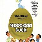 Million Dollar Duck - 1971 Disney - Blu Ray