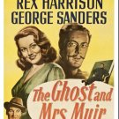 Ghost And Mrs Muir - 1947 - Blu Ray