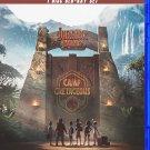 Camp Cretaceous - Seasons 1-3 - Blu Ray
