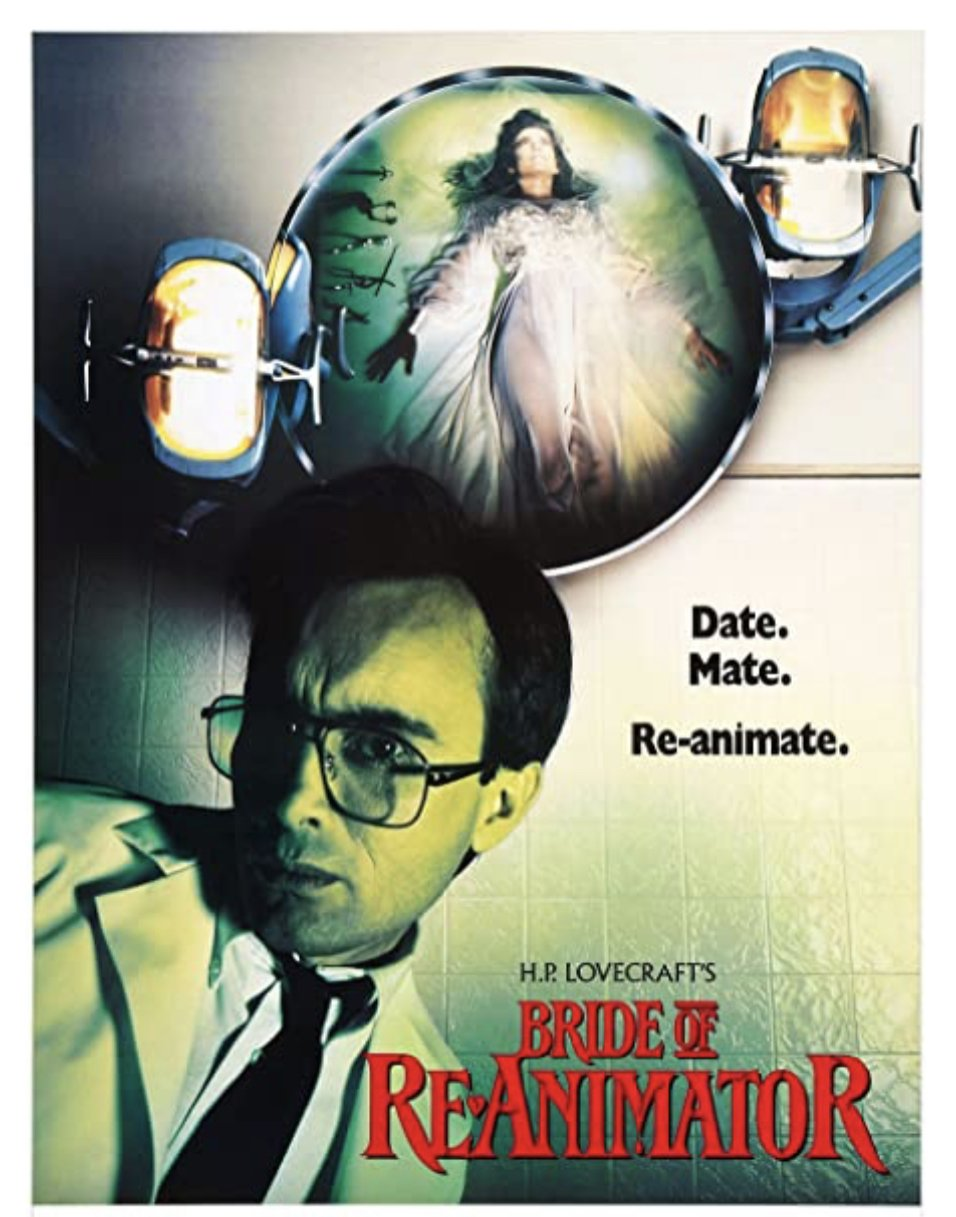 Bride of Re-Animator - 1990 - Blu Ray