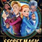 Secret Magic Control Agency - 2021 - Blu Ray