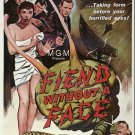 Fiend Without A Face - 1958 - Blu Ray