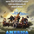 America : The Motion Picture - 2021 - Blu Ray