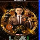 Loki - Season 1 - Blu Ray