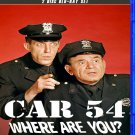Car 54 Where Are You? - Complete Series - Blu Ray
