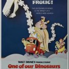 One Of Our Dinosaurs Is Missing - 1975 Disney - Blu Ray