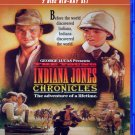 Adventures of Young Indiana Jones, The - Young Indiana Jones Chronicles, The - Blu Ray